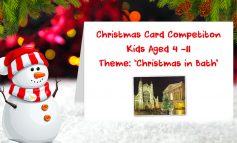 Primary school pupils across Bath invited to design MP's Christmas card