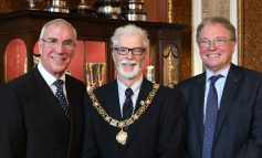 Mayor of Bath honours former chairman of Bath Cancer Unit Support Group