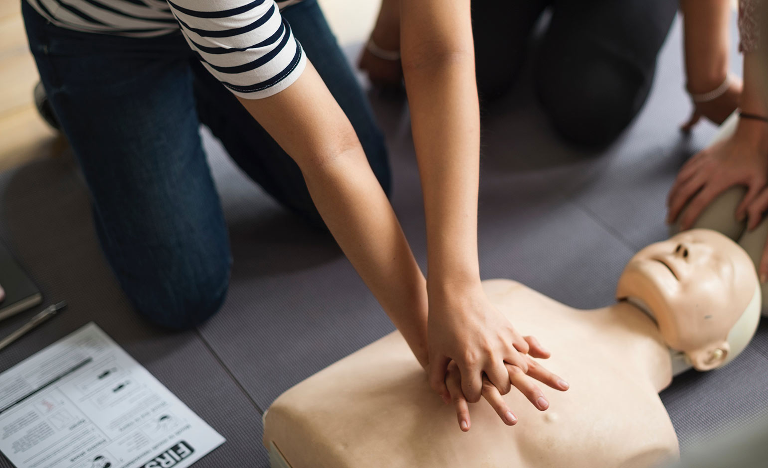 Bath Rugby fans given the chance to learn some life-saving CPR skills