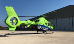Air ambulance charity receives grant to fund vital kit for COVID-19 response