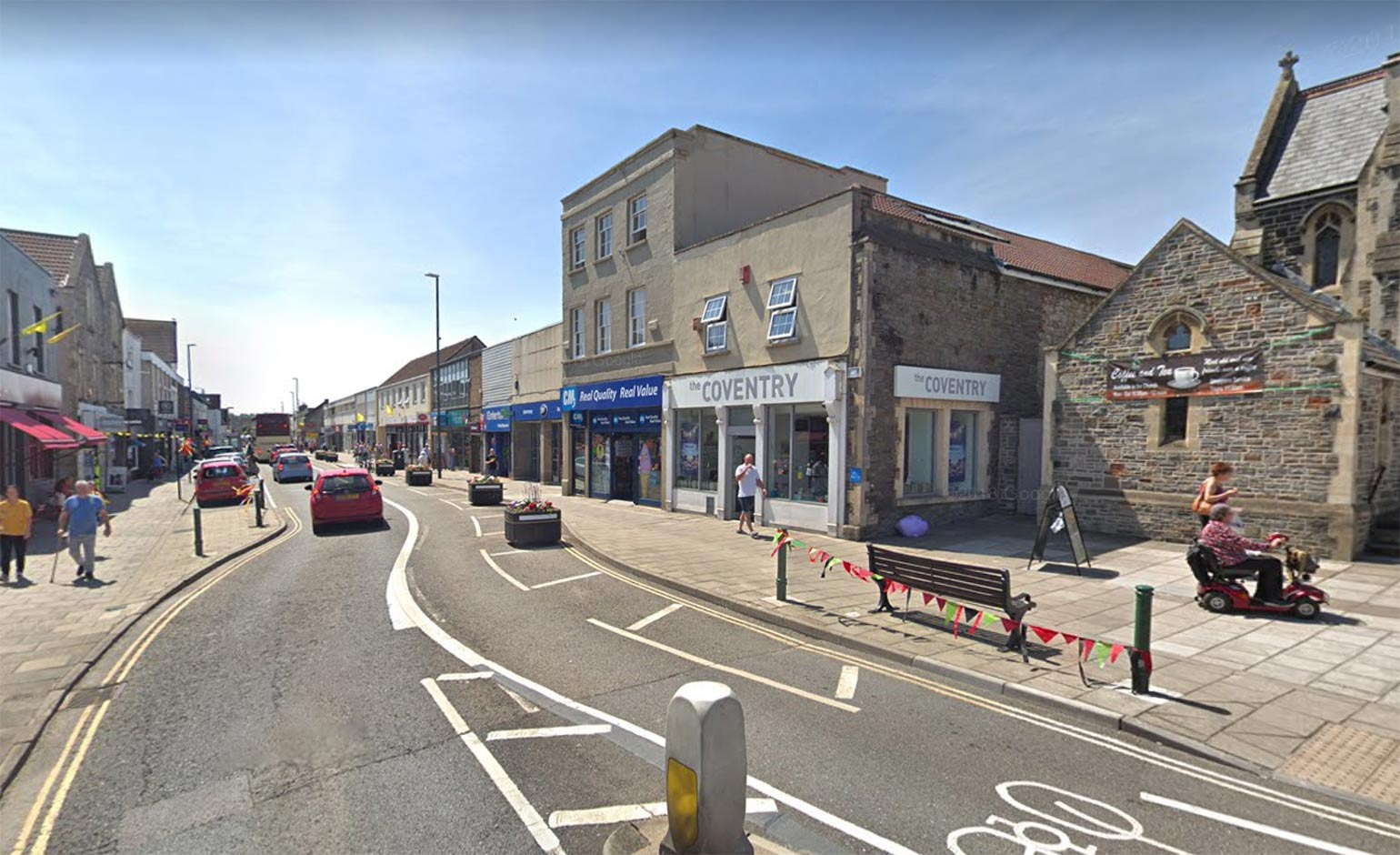 £1.5m to help Keynsham High Street become more attractive and accessible | Bath Echo