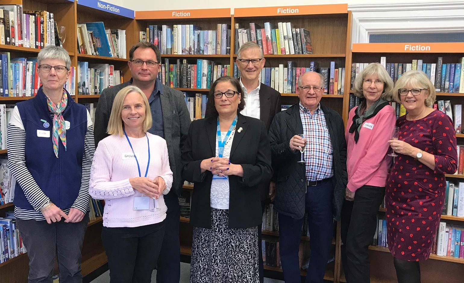 Village library reopens following volunteer takeover as 'Love Weston Library'