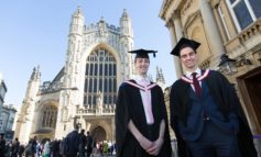 Bath's Norland College celebrates first male graduates in 126 year history