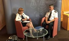 PCC Sue Mountstevens to ask Chief Constable questions live on Facebook