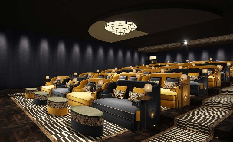 First Look At New Luxury Cinema And Dining Concept Coming
