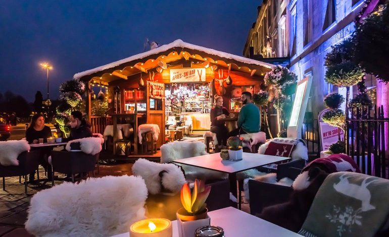 Abbey Hotel's Après-Ski Bar to return for another year of festive frolics