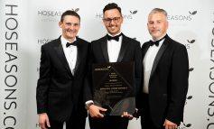 Bath Mill Lodge Retreat wins top tourism award at annual celebration evening