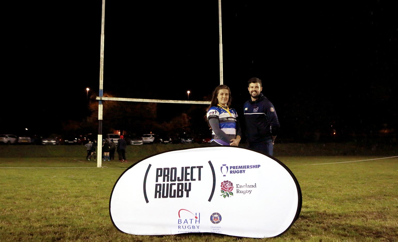 Bath Rugby Foundation and Bath Rugby Ladies join forces to create new team