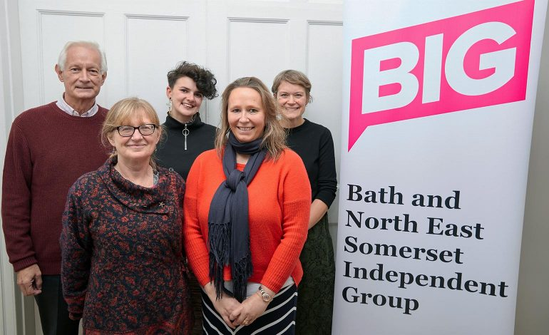 Bath Independent Group announces first 5 candidates for 2019 elections