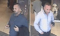 CCTV images released of two men involved in theft and fraud in Bath