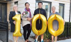Award-winning Mulberry Park development in Bath welcomes 100th family