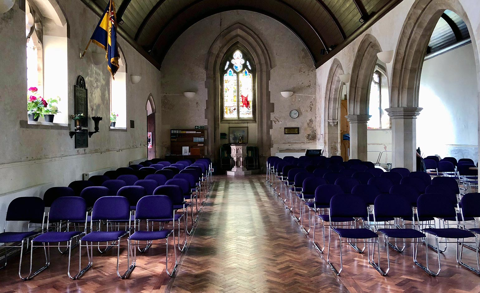 Peasedown church gets £25,000 makeover thanks to generous community