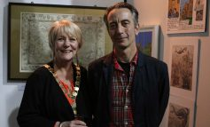 Royal High caretaker Perry Harris showcases work at 20th year art exhibition