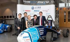 Team Bath Racing Electric to represent UK at Formula Student Electric China