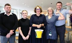 Wessex Water fundraising activities raise nearly £3000 for Children in Need