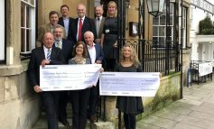 Helen Straker Charity raises £80,000 for local charities throughout 2018