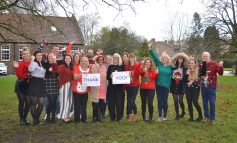 Local children's charity raises over £33,000 during week-long campaign