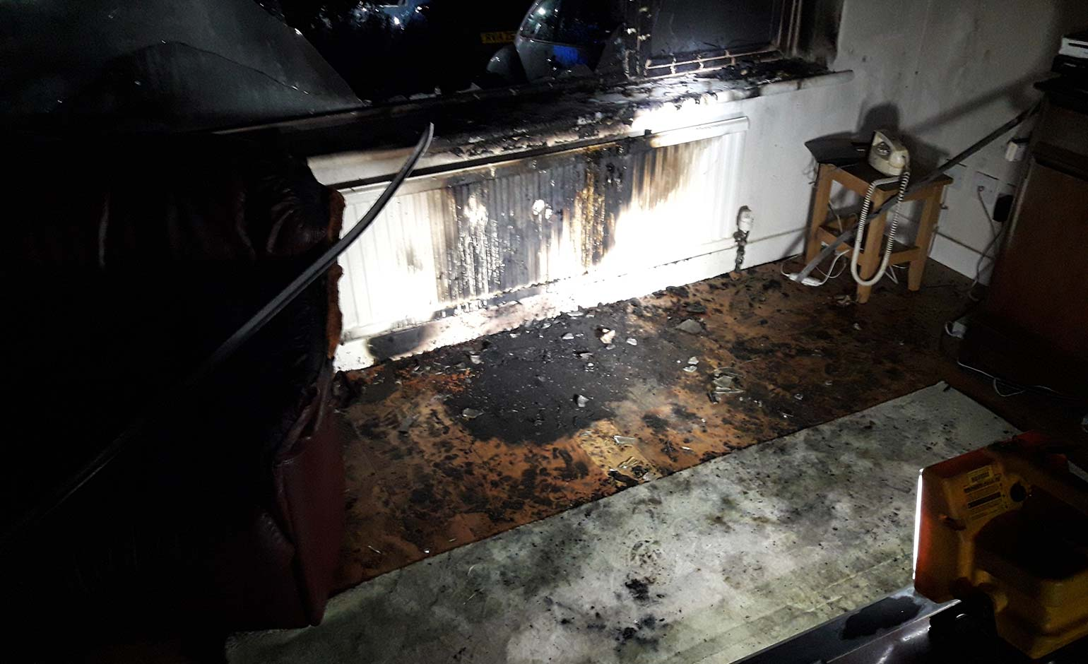 Avon Fire & Rescue Service warns of the dangers of cheap electrical products