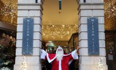 Visits to Father Christmas on offer thanks to Bath BID and Milsom Place