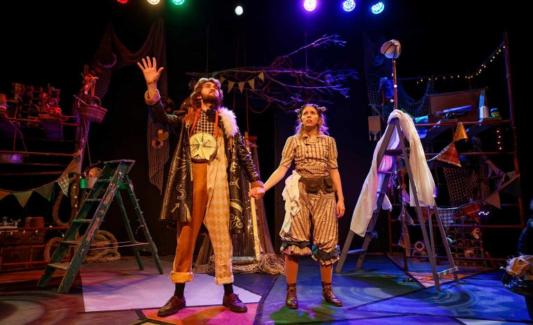 Review | Onwards and Upwards - Rondo Theatre, Bath ****
