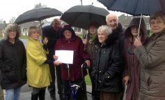 Petition launched in Peasedown calling for action on crumbling pavements