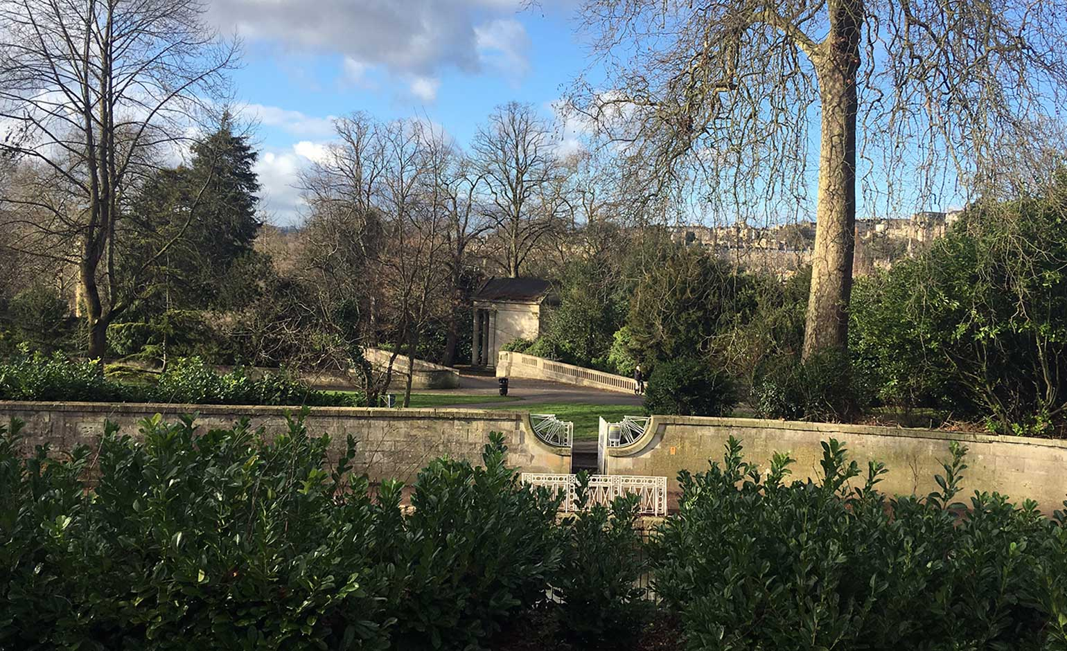 Bath's historic Sydney Gardens secures £2.7m for major restoration work