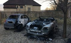 Fire crew tackles accidental vehicle blaze at property in Sion Hill area of Bath