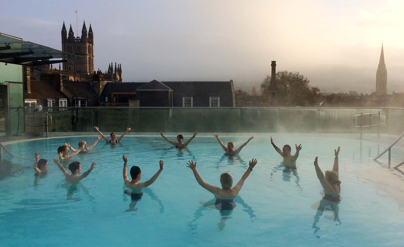 Thermae Bath Spa puts wellness in the spotlight for Feel-Good February
