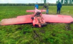 Pilot escapes unharmed after plane crash lands near Norton St Philip