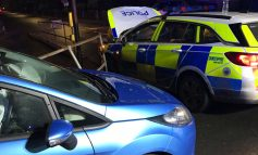 Police officer suffers neck and arm injuries following collision in Odd Down