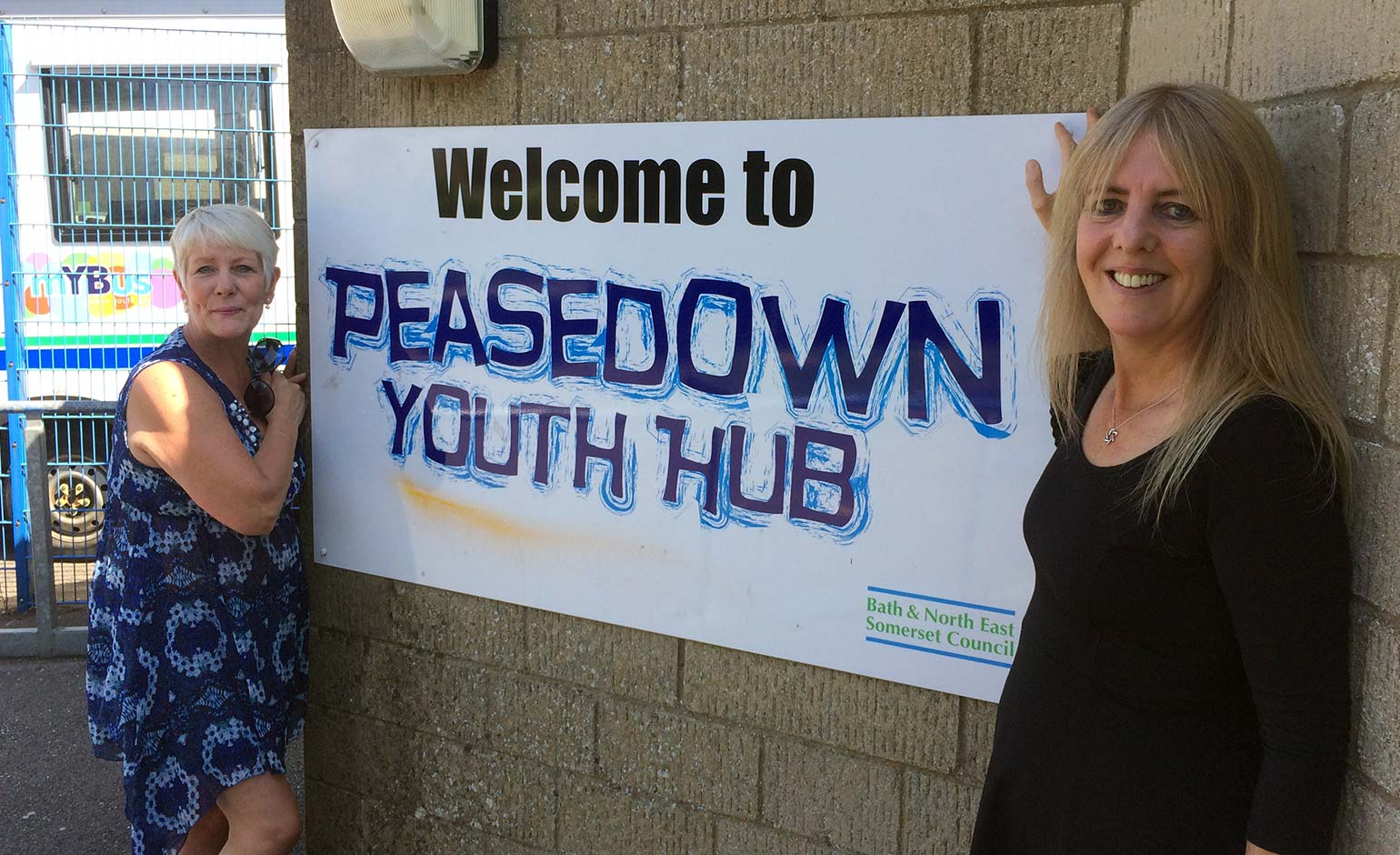 Future of Peasedown St John's Youth Hub secured with 30-year lease