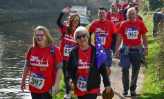 Annual walk to return in aid of Dorothy House and Bath Rugby Foundation