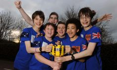 Budding young Bath engineers crowned champions of UK Lego competition