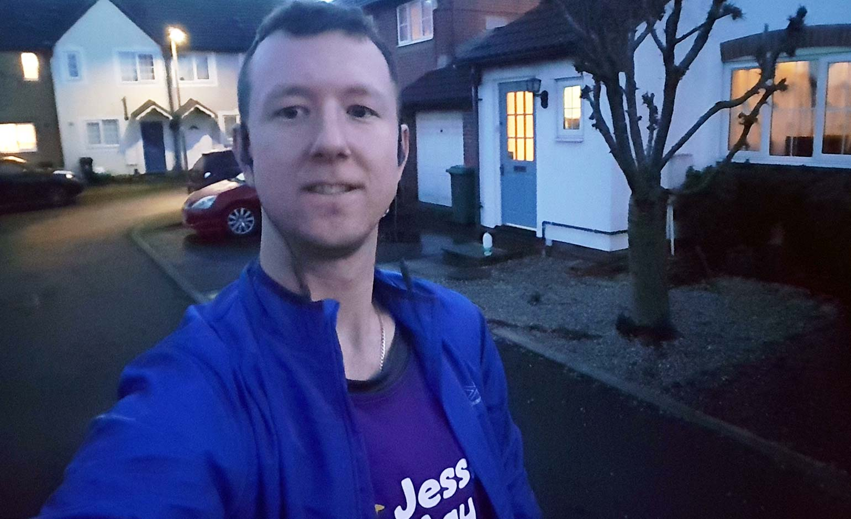 Nurse set to take on 24 hour run to raise money for terminally ill children