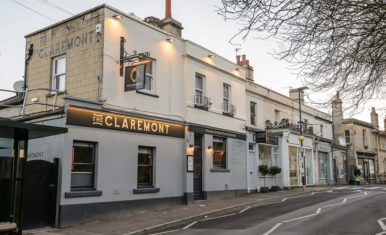 New name and lease of life for The Claremont following £380k transformation
