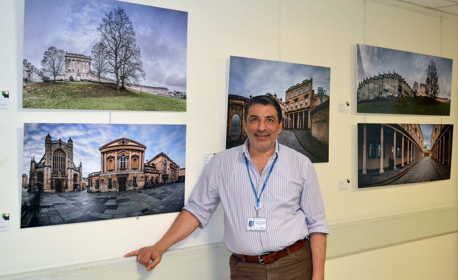 Surgeon recognised with prestigious award for self-taught photography skills