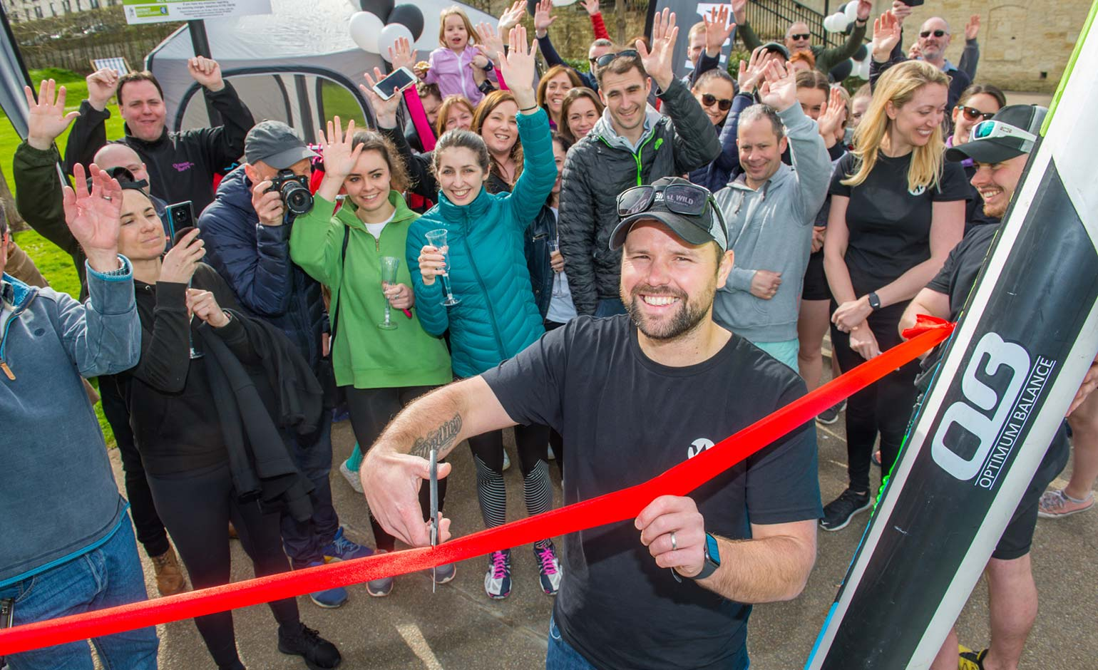 Original Wild paddle boarding venture officially launches at Bath Riverside