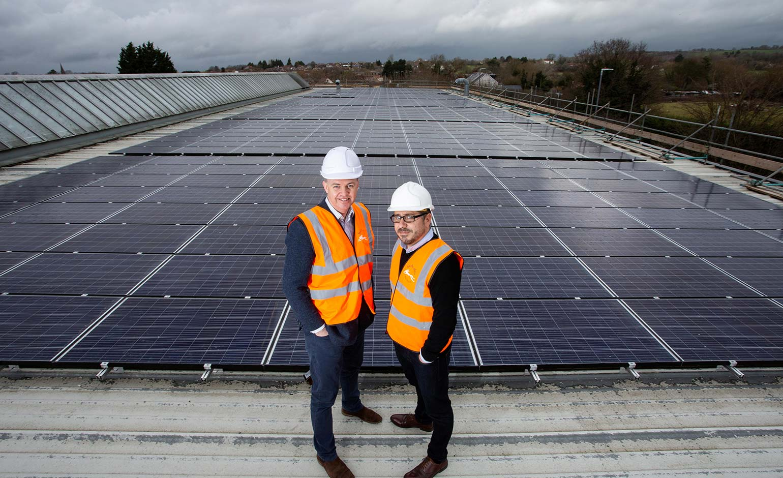 Bath Ales brewery goes green with installation of state-of-the-art solar array