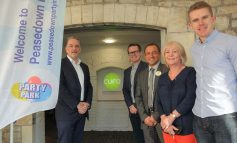 Curo announced as major sponsor for Peasedown's Party in the Park event