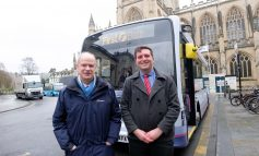 First Bus introduces cleaner vehicles in bid to tackle air pollution in Bath