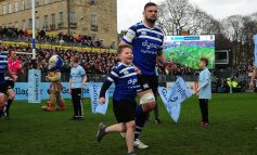 Local grassroots club joins Bath Rugby heroes for a moment in the spotlight