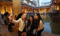 Roman Baths to stay open later over Easter with live music and prosecco bar