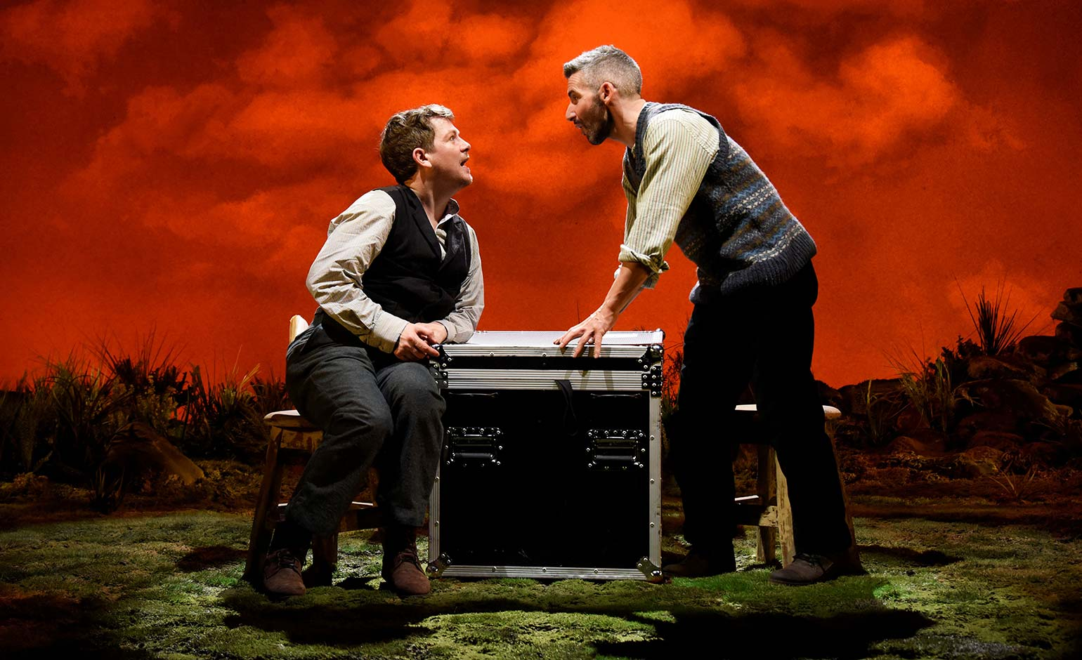 Review   Stones in His Pockets - The Theatre Royal