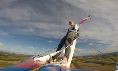 Local children's charity dares supporters to wing walk and help boost funds