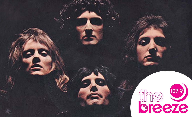 Breeze listeners in Bath vote Queen's Bohemian Rhapsody as best ever song