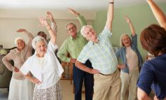 Free exercise classes on offer for older people across Combe Down area