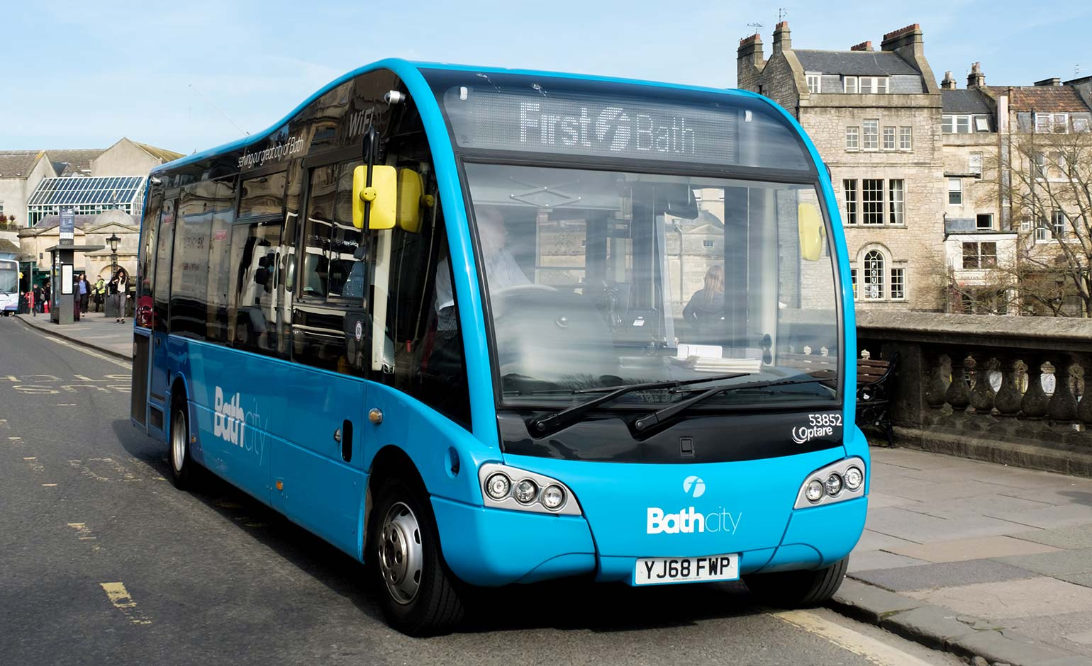 First Bus announces number of minor changes to bus services across Bath