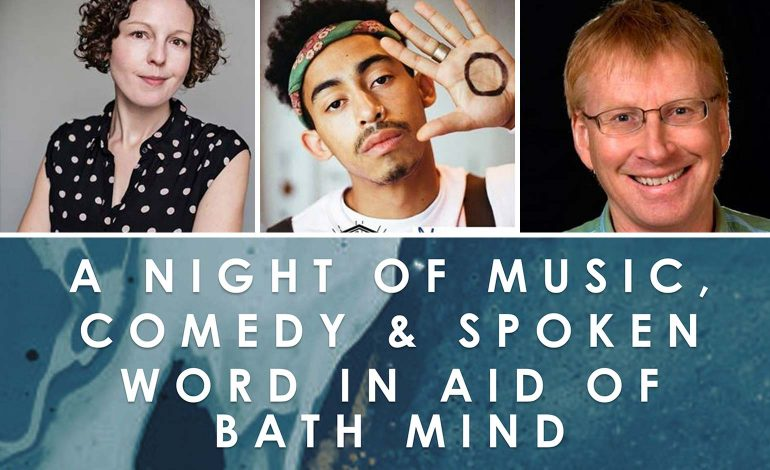 Komedia set to host night of music and comedy in aid of charity Bath Mind