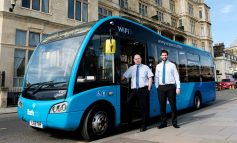 Nine new vehicles join First bus fleet in Bath to help improve local air quality