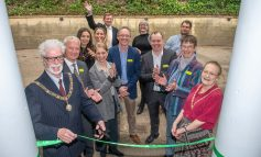 Mayor of Bath unveils Youth Hostel's new environmentally friendly annex